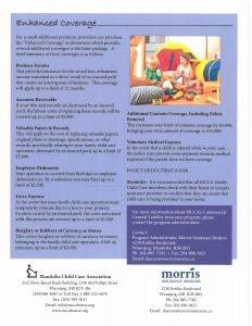 Enhanced Liability Insurance