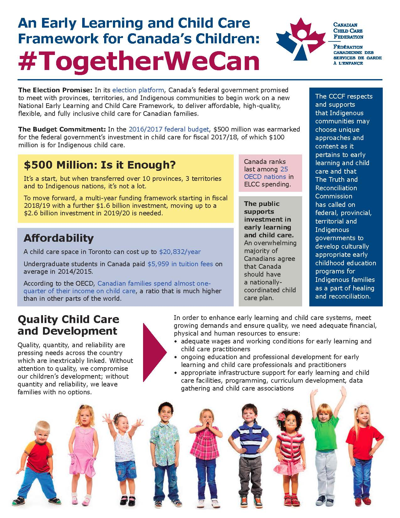 News and Events   MCCA - Early Childhood Education